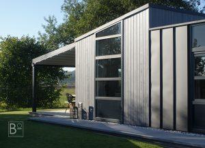 terrasoverkapping voor extra ruimte om te genieten