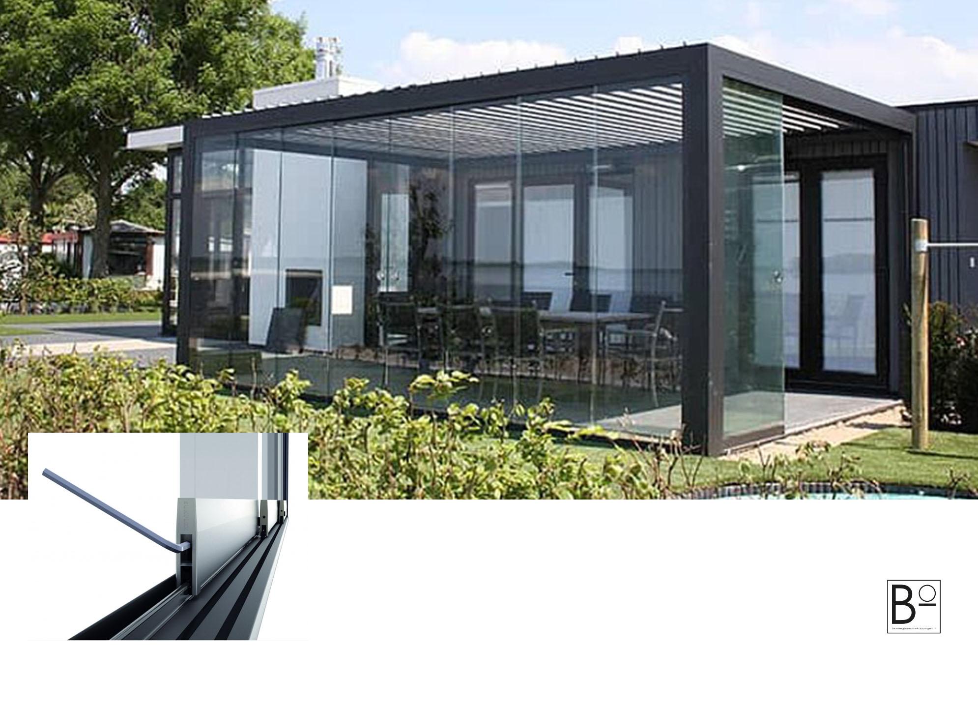 Glazenwand constructie op maat luxe